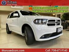New Listing2017 Dodge Durango Gt
