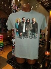 (W) Little Big Town gray large t-shirt, American country music group from AL
