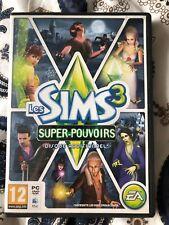 Les Sims 3 PC Super-pouvoirs
