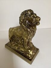 Vintage Banthrico Harris Trust and Savings Lion Bank with Key