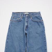 LEVI STRAUSS 569 STUDENT Loose Fit Straight Leg Jeans MedWash Denim Mens 30x30