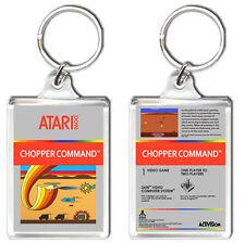 CHOPPER COMMAND ATARI 2600 KEYRING LLAVERO