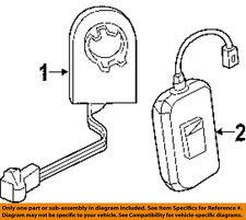 GM OEM Alarm System-Module 15277715