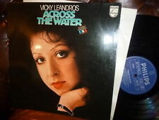 Vicky Leandros Across the water, Recorded in Nashville