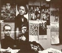DEPECHE MODE 101 (2X CD, album) synth pop, indie rock, very good condition,