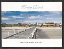 SA - c2000s POSTCARD - HENLEY BEACH JETTY, PORT ADELAIDE, SOUTH AUSTRALIA