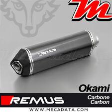 Silencieux Pot échappement REMUS Okami Carbone Suzuki GSX-R 1000 2017