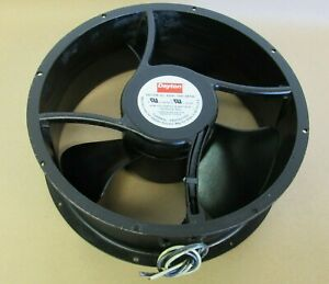 """10"""" DAYTON 550 CFM AC AXIAL FAN 4WT44 115V 0.36A 43W 1650RPM, FROM MAHO MH 600C"""