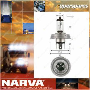 Narva H4 Halogen Globe 12 Volt 60/55W P45T Headlamp Light for Mercedes benz