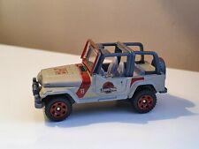 Matchbox Jeep Wrangler Jurassic Park