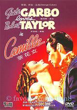 Camille (1936) - Greta Garbo, Robert Taylor - DVD NEW