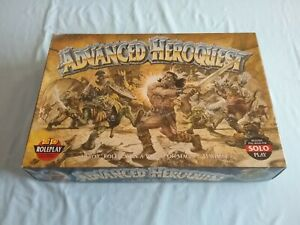 Advanced Heroquest Games Workshop (incomplete)