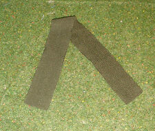 VINTAGE ACTION MAN 40th LOOSE ACTION SOLDIER GREEN SCARF