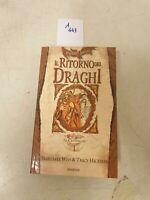Le cronache volume primo il ritorno dei draghi di Weis e Hickmann