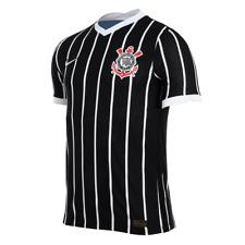 Corinthians Away Vaporknit Player Soccer Football Jersey Shirt - 2020 2021