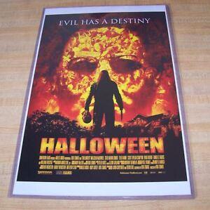 Rob Zombie's Halloween 11X17 Movie Poster Michael Myers