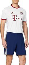 adidas Herren FC Bayern München Replica UCL Trikot, White/Burgundy, XXL