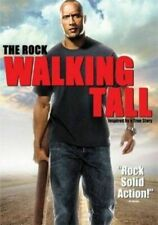 Walking Tall DVD 2004 Region 1 US IMPORT NTSC by Dwayne Johnson Ashle
