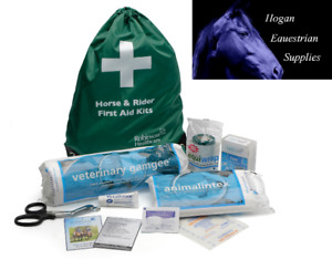 Robinson Healthcare Horse And Rider First Aid Kit - Robinsons