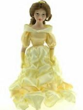 """Disney Beauty And The Beast Bisque Princess Belle 16"""" Porcelain Collectors Doll"""