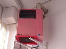 GENERATORE D'ARIA CALDA PENSILE AIR CONTROL A METANO MOD. E30 .