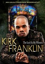 KIRK FRANKLIN - THE LORD IS MY WITNESS   DVD NEU