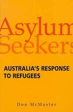 ASYLUM SEEKERS Don McMaster AUSTRALIA REFUGEE RESPONSE Boat People Immigration