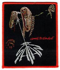 SATAN Patch destruction-slayer-kreator-testament-desaster-bolt thrower-exodus