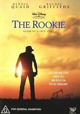 The Rookie (DVD, 2004)