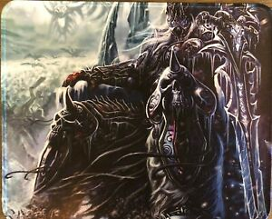 World of Warcraft WoW 8X10 Mouse Pads - 10 Variations - Illidan, Lich King +++