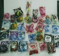 McDonalds Happy Meal Toys Lot of 32 My Little Pony Wizard of Oz Smurfs Alvin +