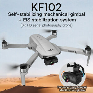 KF102 GPS Drone 4K 6K 8K Ultra HD Pixel Camera 5G WIFI FPV Foldable Quadcopter