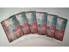 6x Pokemon Inglese promo Celebi #50 Black Star Sealed Sigillata in Bustina Nuova