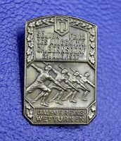 Abzeichen Chemnitz Bernsdorf Turnen 1927