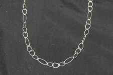 "SILPADA - N2109 - Sterling Silver ""In the Loop"" Necklace - RET"