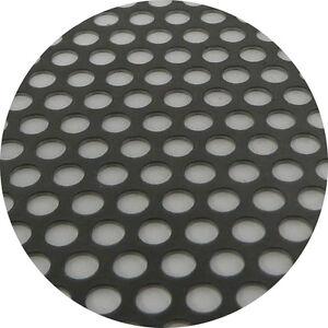 Mild Steel Perforated Sheet 2m x 1m x 1mm R5 T7 Bin 80 - 500110050