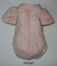 "Doe Suede Body for 24""-26"" Dolls 3/4 Jointed Arms Full Unjointed Legs #525"