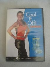 Cool It Off Express (DVD, 2007, BeachBody) Fitness & Health with Debbie Siebers