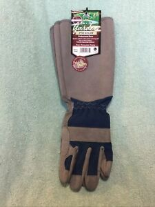 Hand Master Rose Pruning  Gardening Reinforced Gloves Size Large Brand New