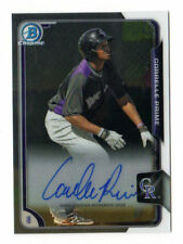 Topps Bowman Chrome Sports Trading Cards & Accessories
