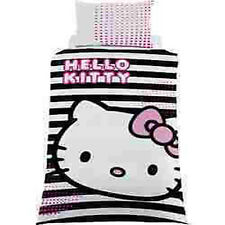 Hello Kitty Graphic Single Duvet Quilt Cover