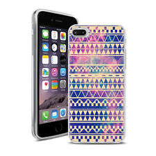 Coque Housse Iphone 7 Plus - Motif Azteque