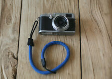COOL dark blue Climbing rope 10mm  handmade Camera wrist band