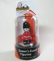Wenlock Queen´s Guard Figurine Olympic Mascot 2012
