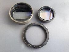 35-NAP2-3M F=80-100 56/2  PROJECTOR ANAMORPHIC Attachment lens LOMO