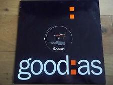 "KLUBAHOLIX - SLAP DA BASS UP - 12"" RECORD / VINYL - GOOD:AS - GA029"