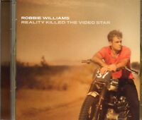Robbie Williams - Reality Killed The Video Star (2009 CD) New