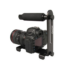 Movo VH300 Collapsable Aluminum Metal Stabilizer Handle for DSLR/Video Camera