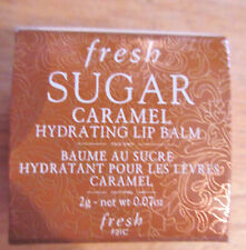 Fresh Sugar Lip Caramel Hydrating Balm .07oz / 2g Travel/Trial Sz BNIB