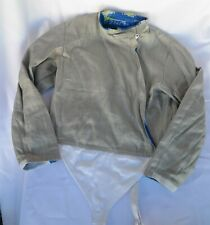 LINEA Fencing Gear size 170 Jacket size X-Small Very Nice
